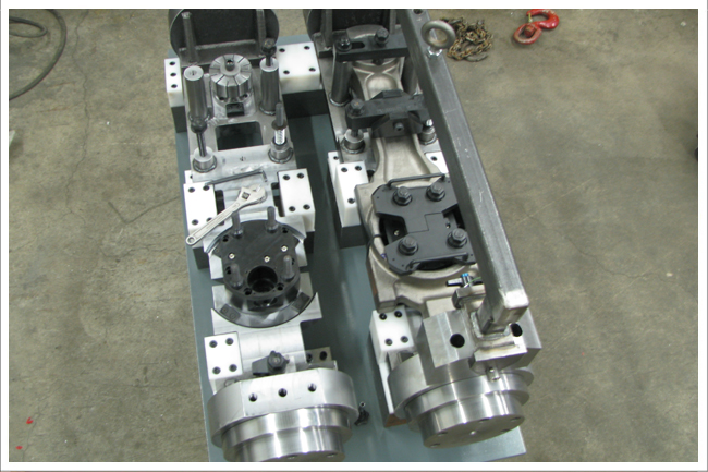 Connecting Rod Machining Fixture